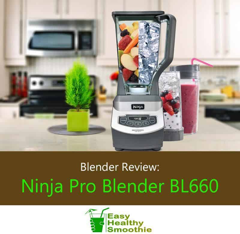Ninja Professional Blender BL660 Review - Featured Image