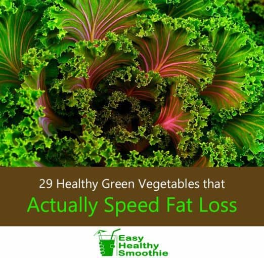 Healthy Green Vegetables that Speed Fat Loss - Featured Image