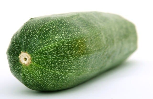 Zucchini to Tell Your Body to Stop Eating