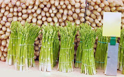Asparagus to Ramp up that Thyroid Gland