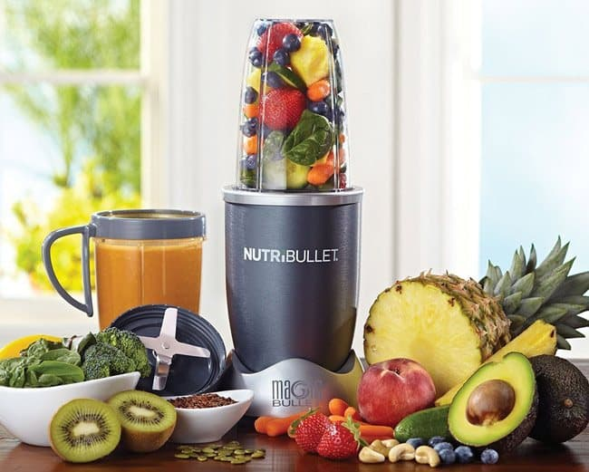 nutribullet kitchen