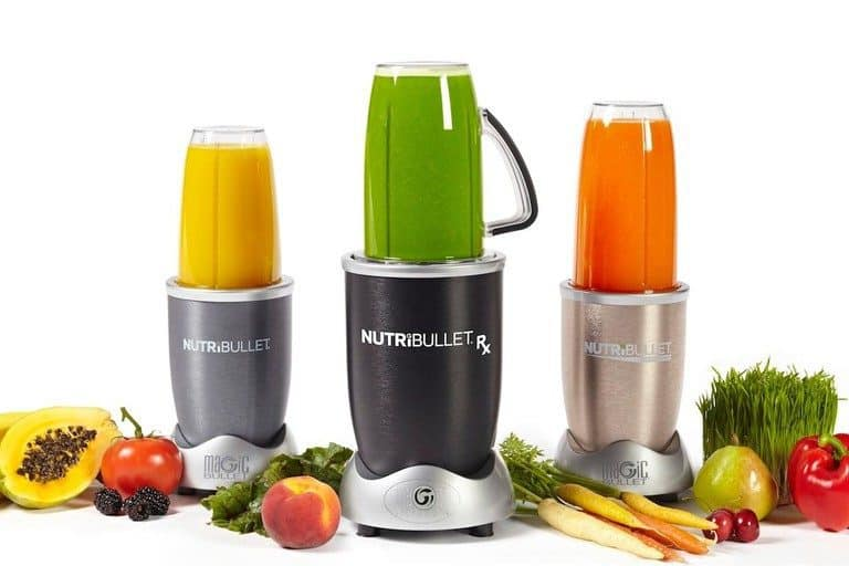 NutriBullet RX compared to other models