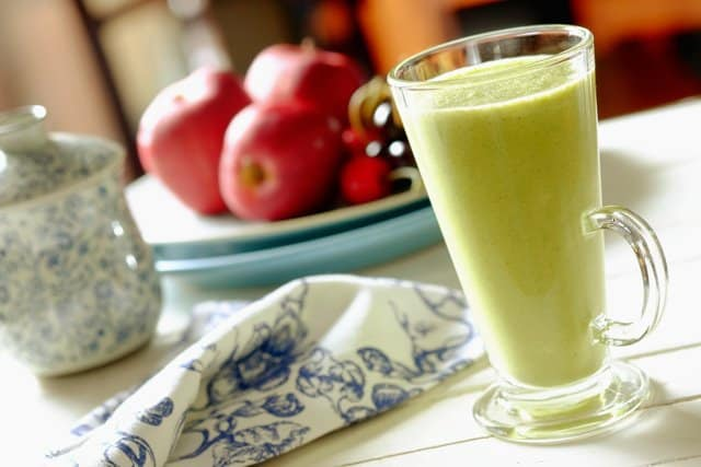 O porție de Green Diet Smoothie