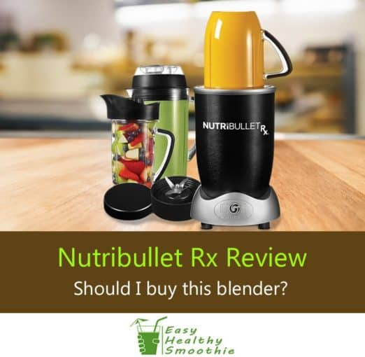 Nutribullet Rx blender review - Featured-Image