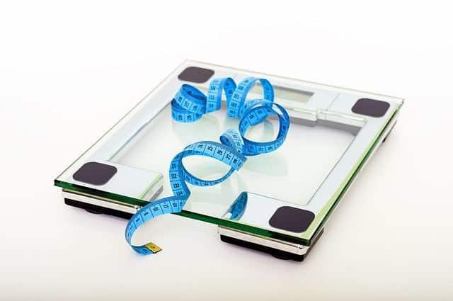 Balance de perte de poids