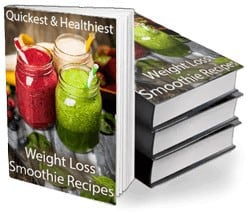 smoothie recipes to lose weight ebook