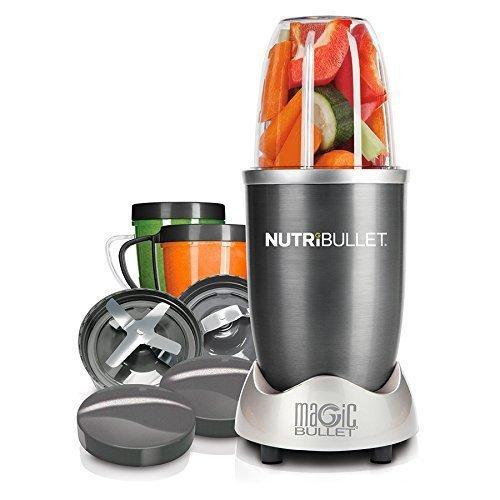 #3 - Magic Bullet NutriBullet 12-Piece High-Speed Blender/Mixer System