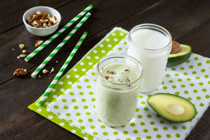 The Health Nut Prenatal Smoothie