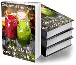 Smoothie weight loss ebook