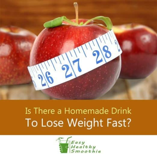 The Best Homemade Drinks To Lose Weight Fast And Detox