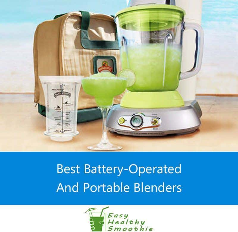 Battery-Operated Blenders - Feature Image
