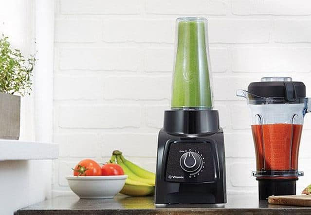 Vitamix S50 in kitchen