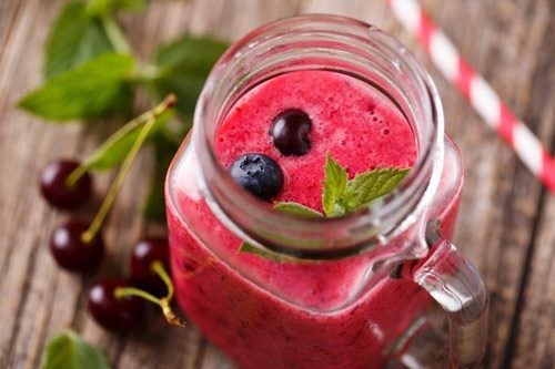 beet banana smoothie