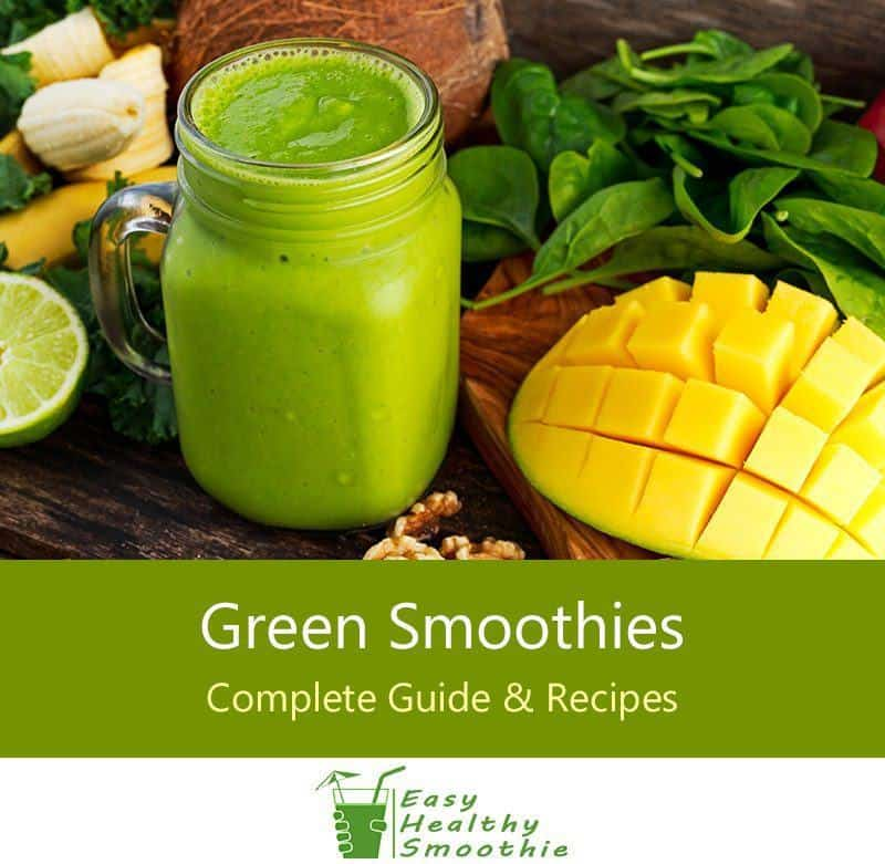 How to Make Delicious Green Smoothies - Featured Image