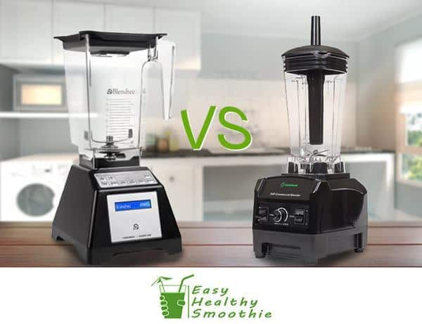 cleanblend vs blendtec