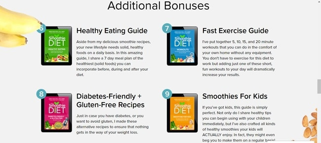 Review and verdict the smoothie diet by health coach drew sgoutas the diet guide is the main ebook and the one youre probably going to spend the most time with it is comprehensive but easy to follow fandeluxe Gallery