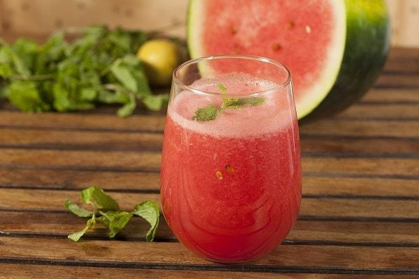 papaya watermelon smoothie