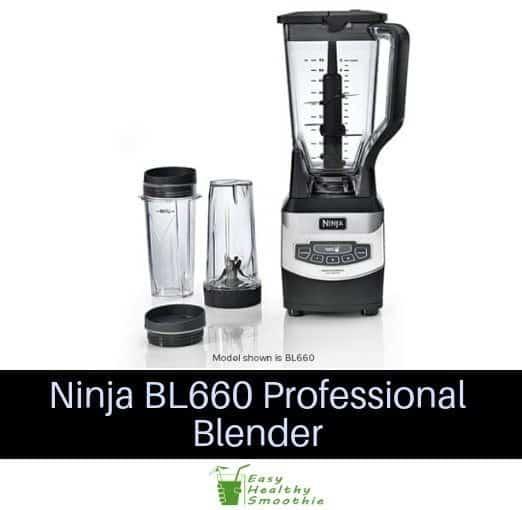 Ninja BL660 Professional Blender