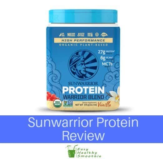 Sunwarrior Protein Review