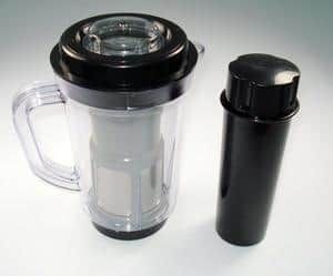 The picture ofMagic Bullet Juicing Attachment.