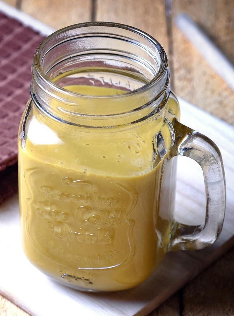 Turmeric Banana Smoothie
