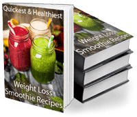 Picture of secret smoothie recipes eBook